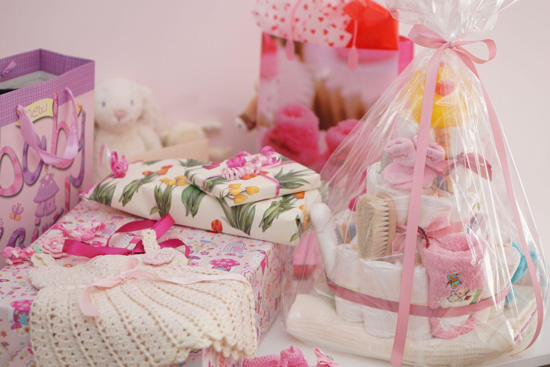 Geschenke fur eine baby party