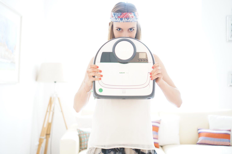 Haushalt?! Nur mit diesen Schätzchen - Mamablogger mit Kobold VR200 Vorwerk