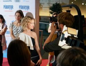 Filmpremiere - Das Pubertier, Heike Makatsch - by susamamma