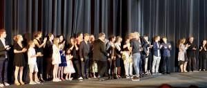 Filmpremiere - Das Pubertier, Darsteller & Mitwirkende - by susamamma