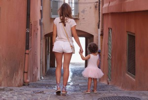 Mama & Minnie Saint Tropez