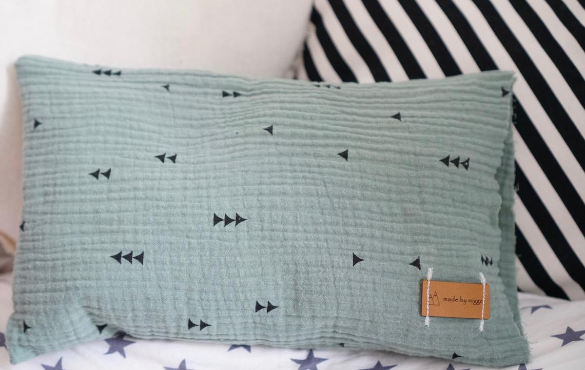 Das Geschenk zur Geburt + 3 Baby & Kind Shop Empfehlungen - Kissen von Made by Migge