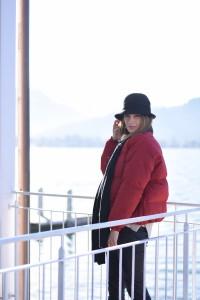 Chic & Schlittentauglich - Ein Wanderschuh für alle Fälle + Outfit, Hello