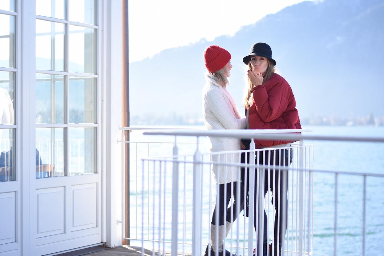 Chic & Schlittentauglich - Ein Winterschuh für alle Fälle + Outfit, Küsschen für Sophi lifestyle-mom