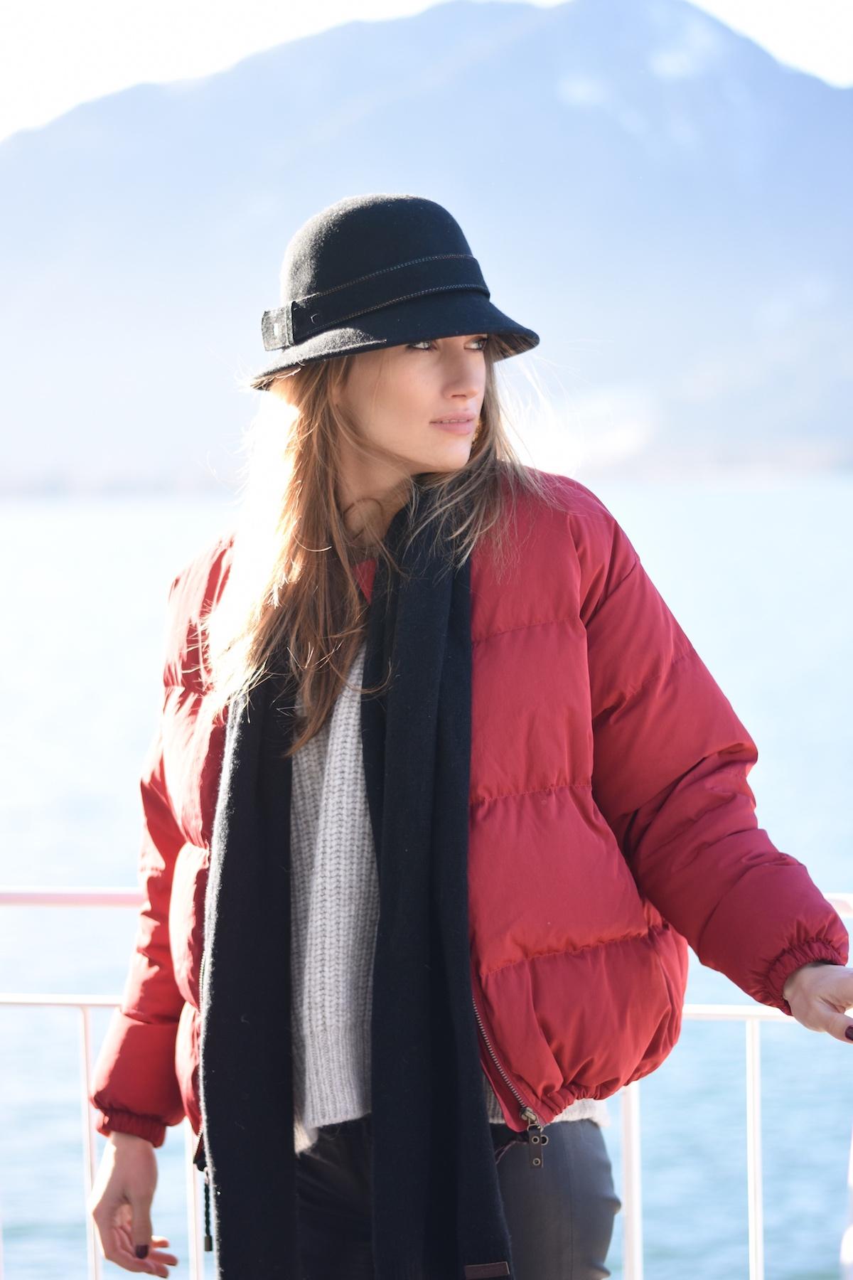 Chic & Schlittentauglich - Ein Winterschuh für alle Fälle + Outfit, Okay, Fashion kann ich auch, haha #modelblick