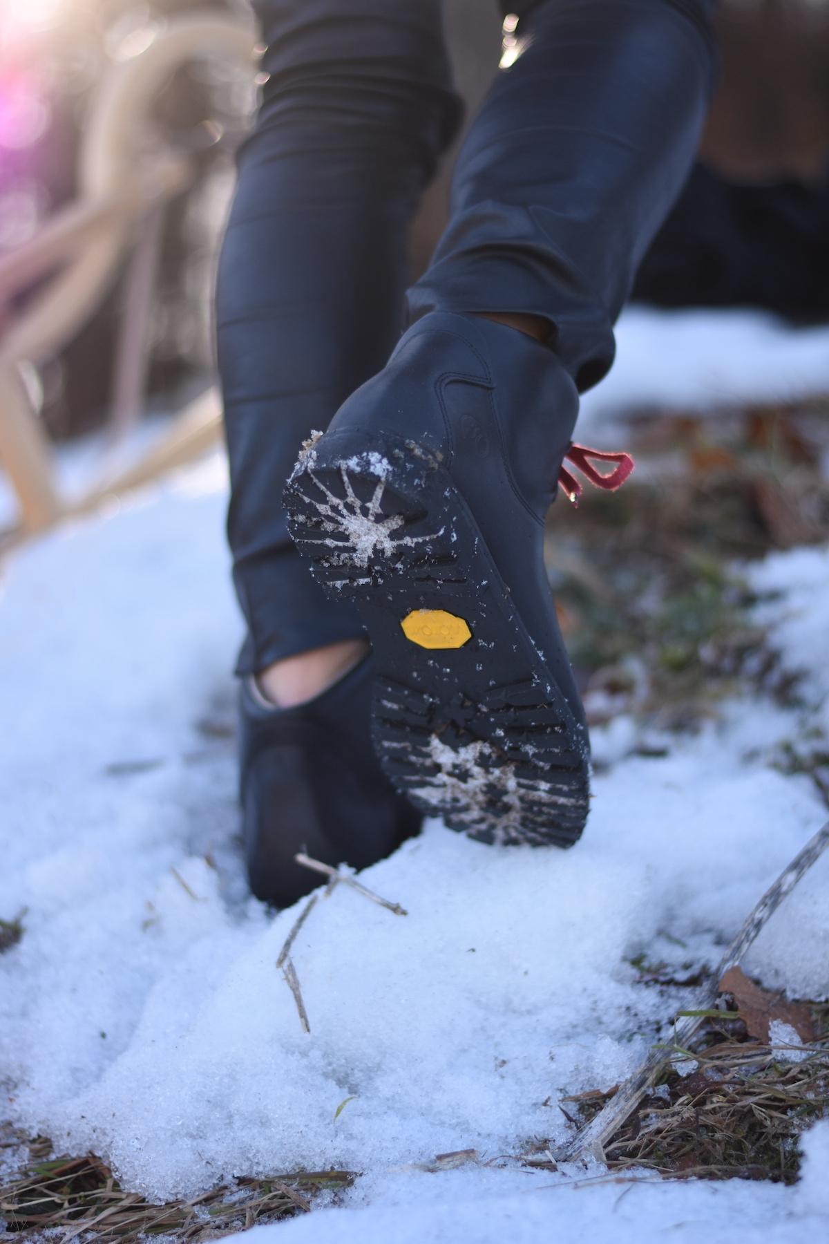 Chic & Schlittentauglich - Ein Winterschuh für alle Fälle + Outfit, Original Haferl Martha schwarz