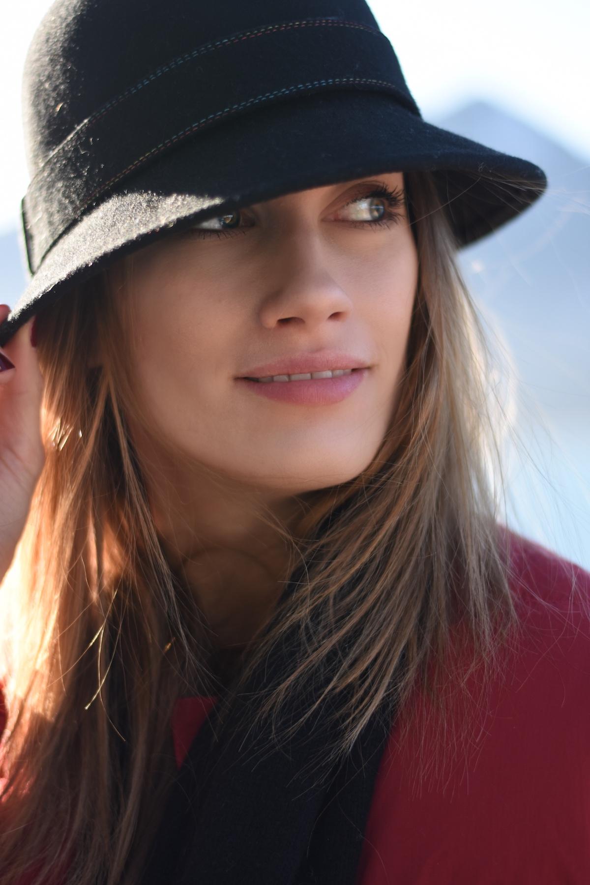Chic & Schlittentauglich - Ein Winterschuh für alle Fälle + Outfit close up Susanna