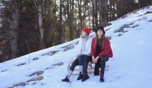 Chic & Schlittentauglich - Ein Wanderschuh für alle Fälle + Outfit