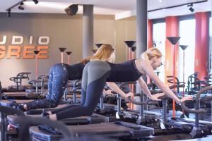 Studio Lagree München - ganzheitliches Fitnesstraining | Interview Fitnesstraining aus Hollywood Susanna und Melanie