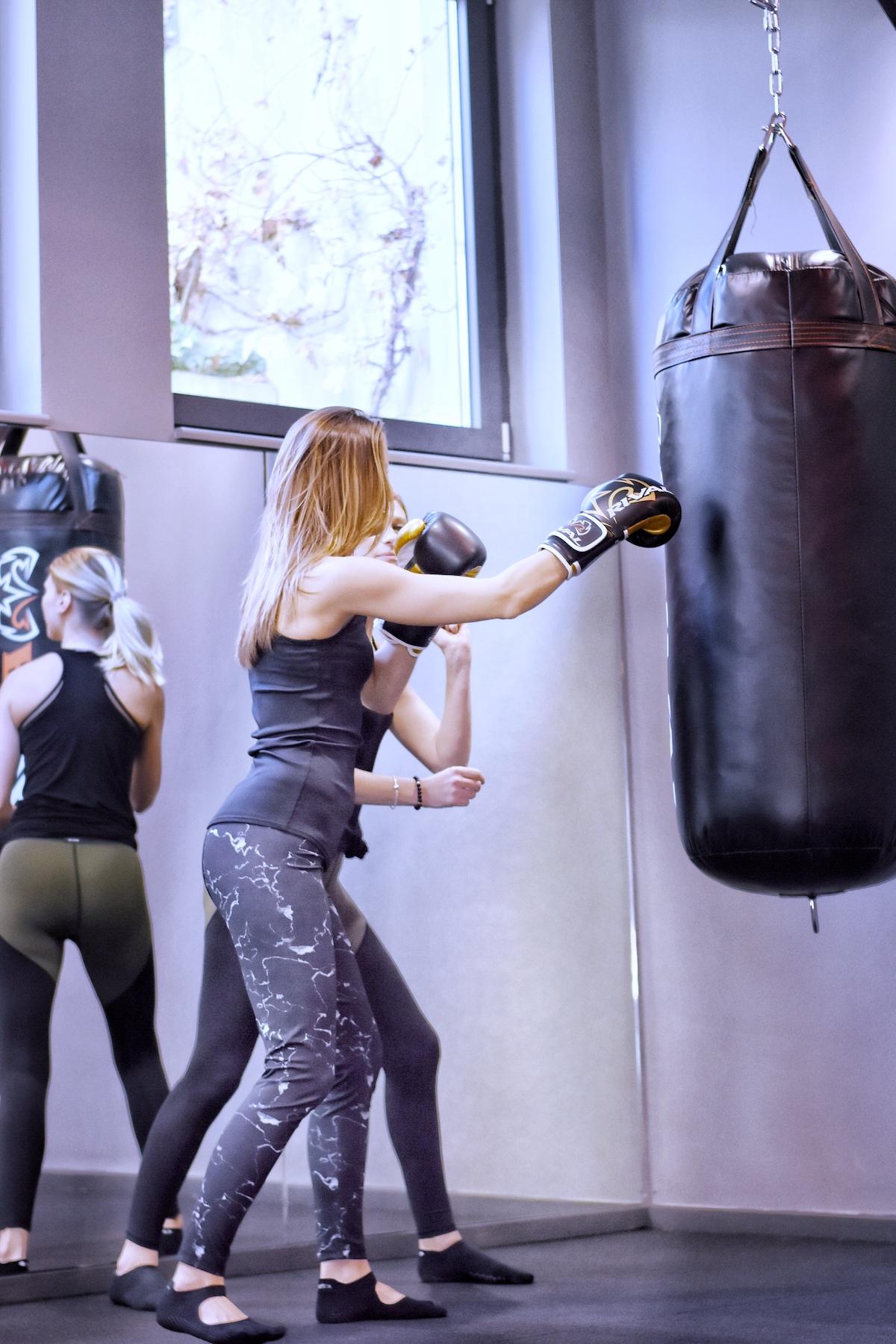 Studio Lagree München - ganzheitliches Fitnesstraining | Interview Studio K.O. Boxen
