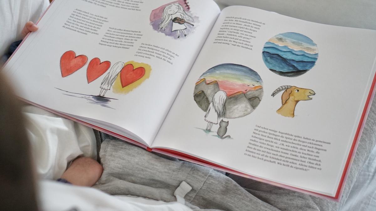 Das Haus mit der Herzenstür - Interview mit Autorin Diana Marino ein Buch für Tochter und Mama