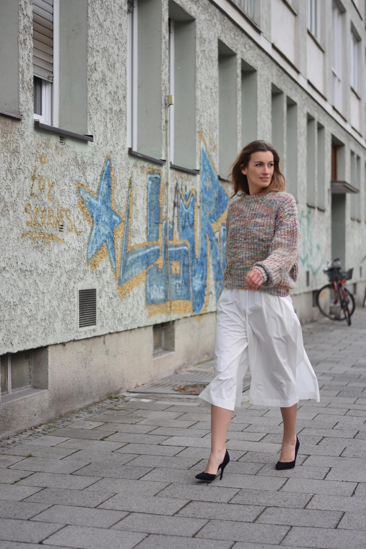 Ein elegant lässiger Frühlingslook | SUSAMAMMASTYLE, schnell schnell WALK