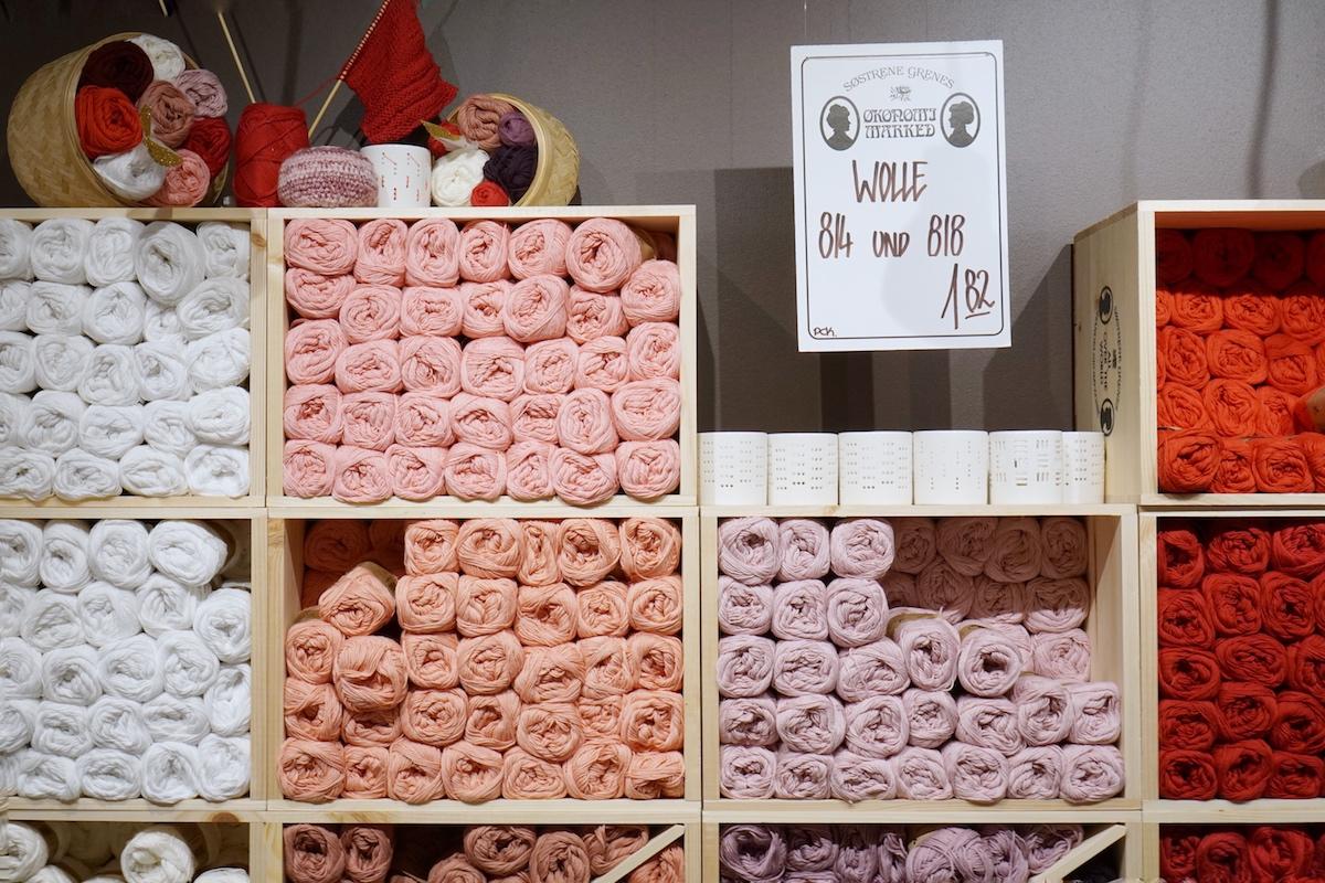 Søstrene Grene in München & jetzt auch Kinderzimmereinrichtung Wolle