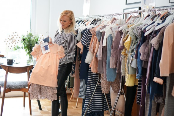 Homeshopping Kinderkleidung von POMPdeLUX - Interview mit Shopping Advisor Victoria Haller