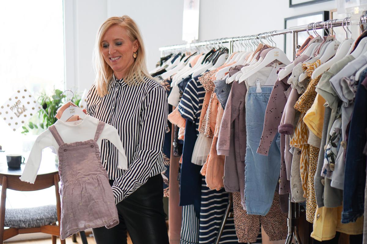 Homeshopping Kinderkleidung von POMPdeLUX - Interview mit Shopping Advisor Victoria Haller, so schöne Stücke