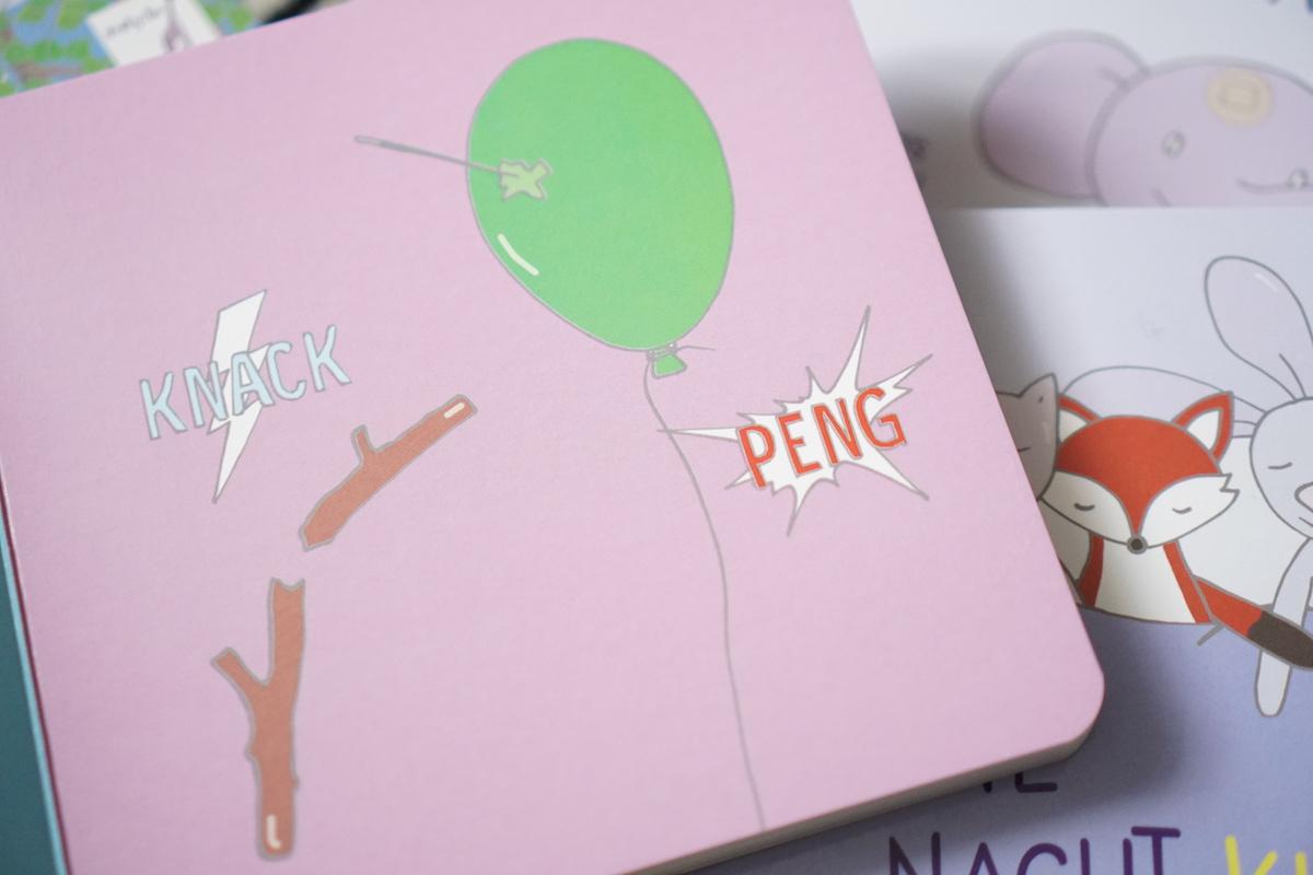 Malen und Lesen mit Vicky Bo Buch für Kinder Geräusche