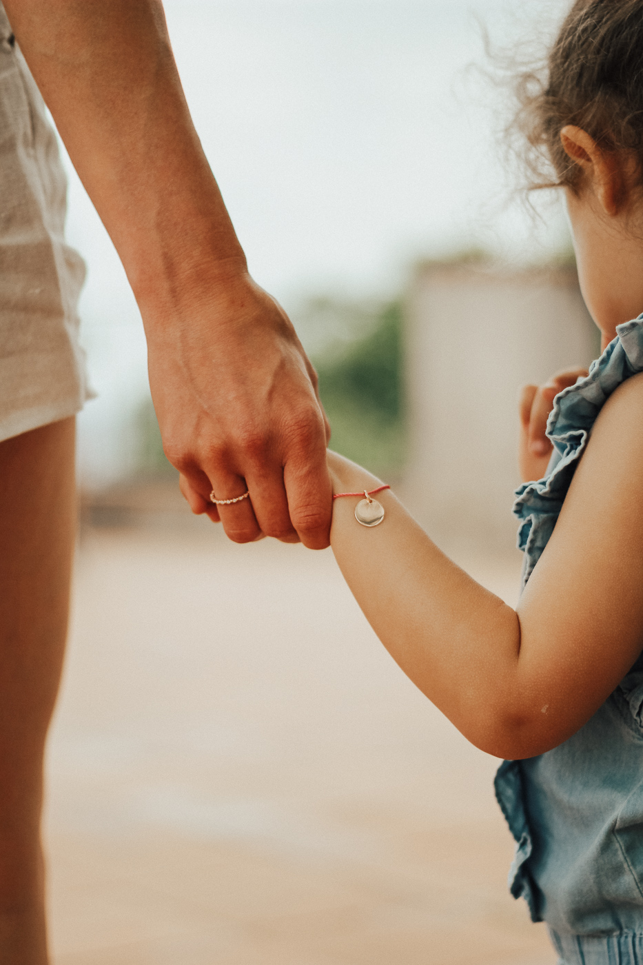 Mädchenmama, Hand in Hand