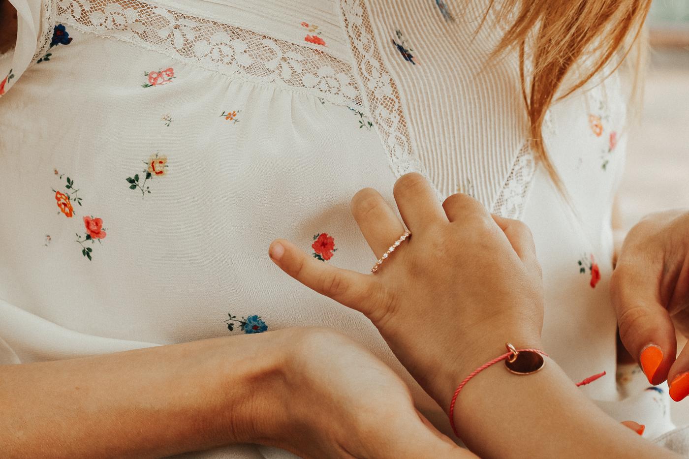 Mädchenmama, Mamas Ring für Minnie