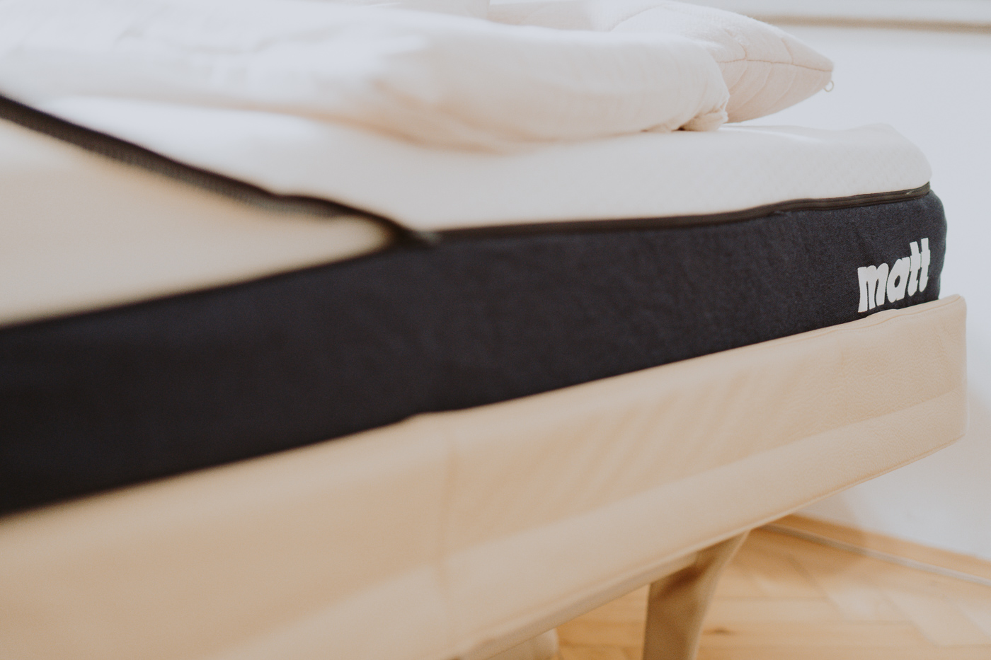Schlafen ist schön. Matt Sleeps - Eine Matratze für jeden Schlaftyp, so schön ist Matt
