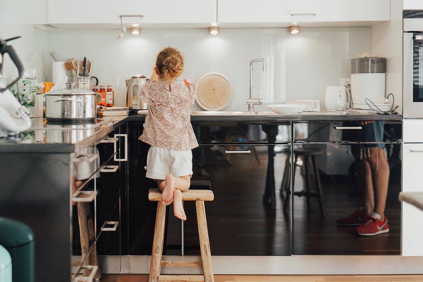 Kochen mit Kindern – Was muss man beachten? | susamamma