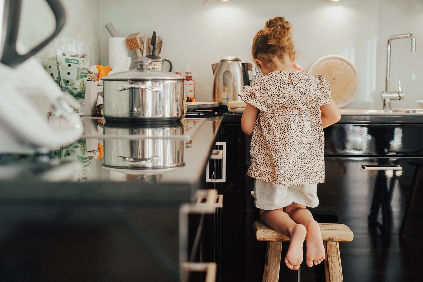 Kochen mit Kind, Kinder kochen gerne