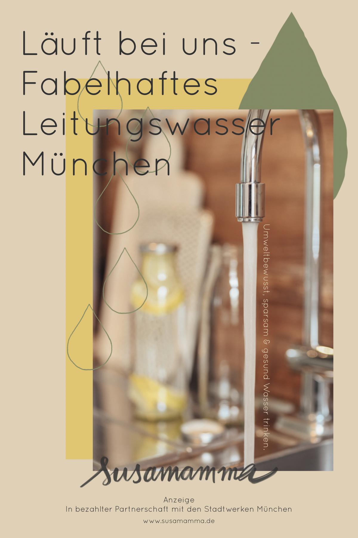 Läuft bei uns - Fabelhaftes Leitungswasser München