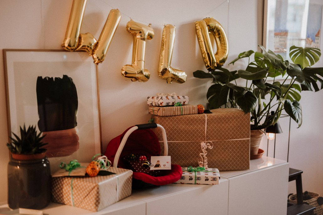 Mottogeburtstag: LET'S GET WILD - Minnies 4. Geburtstag in a box WILD