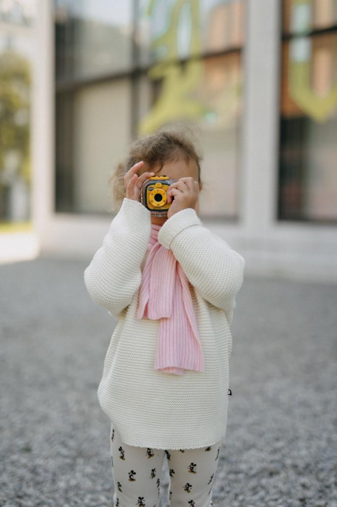 Von #cameramama zu Kamera, Mama! - Kinderkamera kidizoom vtech Action Cam