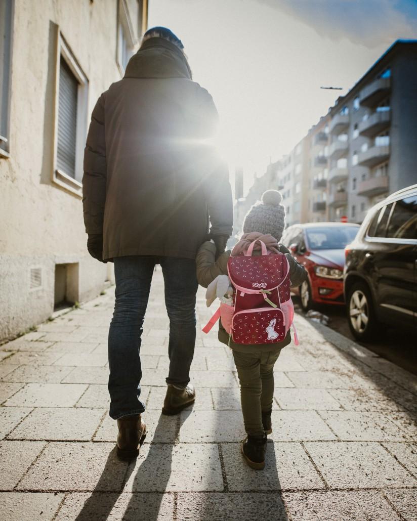 Kindergartenrucksack - Was ist wichtig? Was muss hinein? Minnie & Papa
