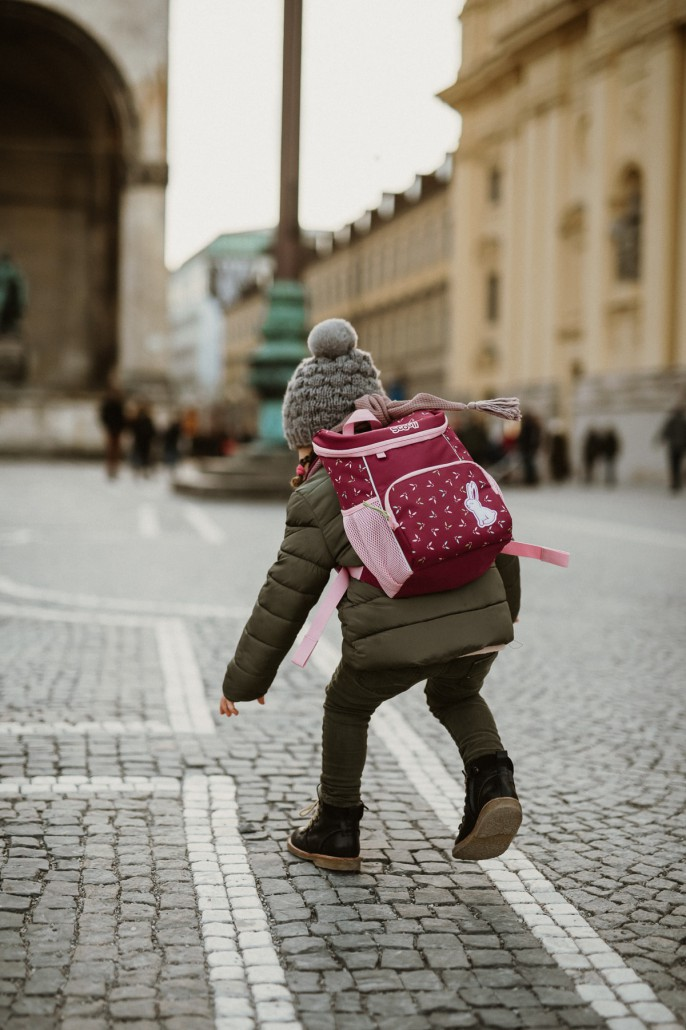 Kindergartenrucksack - Was ist wichtig? Was muss hinein? Schätze der Natur