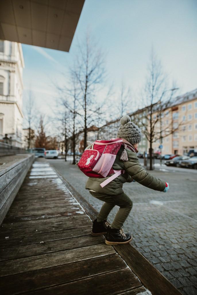 Kindergartenrucksack - Was ist wichtig? Was muss hinein? Spring1