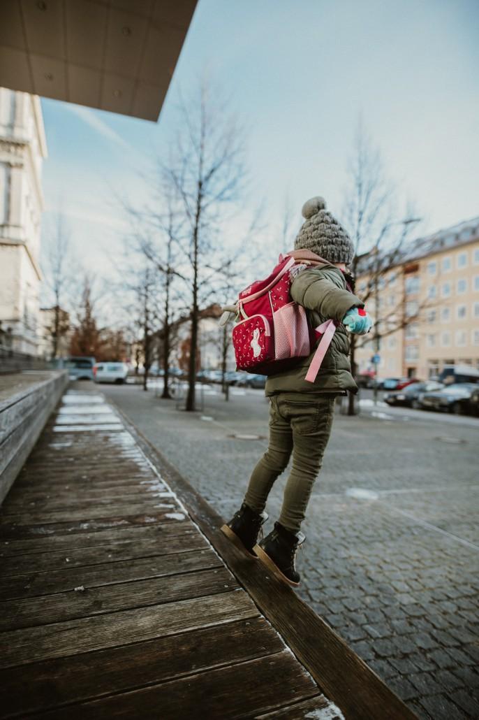 Kindergartenrucksack - Was ist wichtig? Was muss hinein? Spring2