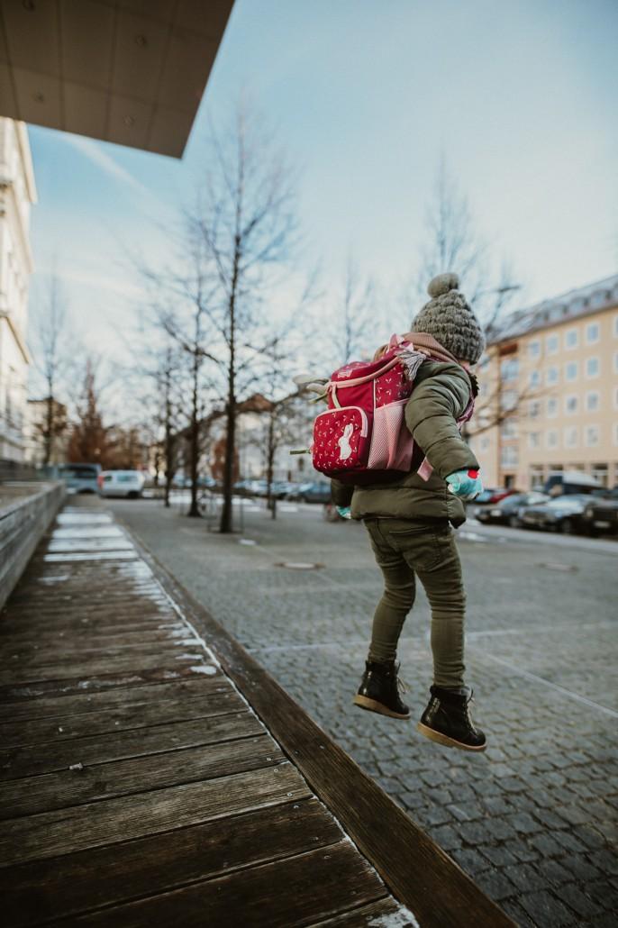 Kindergartenrucksack - Was ist wichtig? Was muss hinein? Spring3