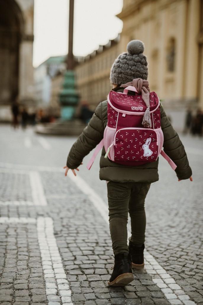 Kindergartenrucksack - Was ist wichtig? Was muss hinein?Citywalk