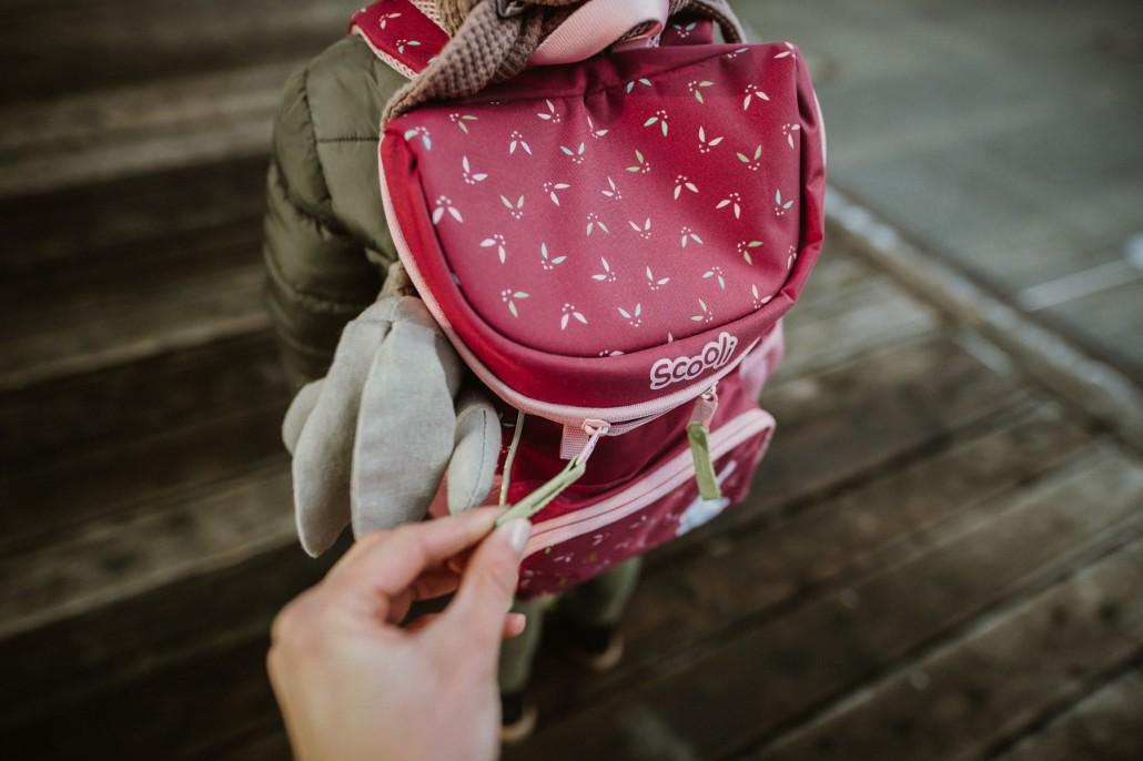 Kindergartenrucksack - Was ist wichtig? Was muss hinein?Detail Scooli Mini-Me1