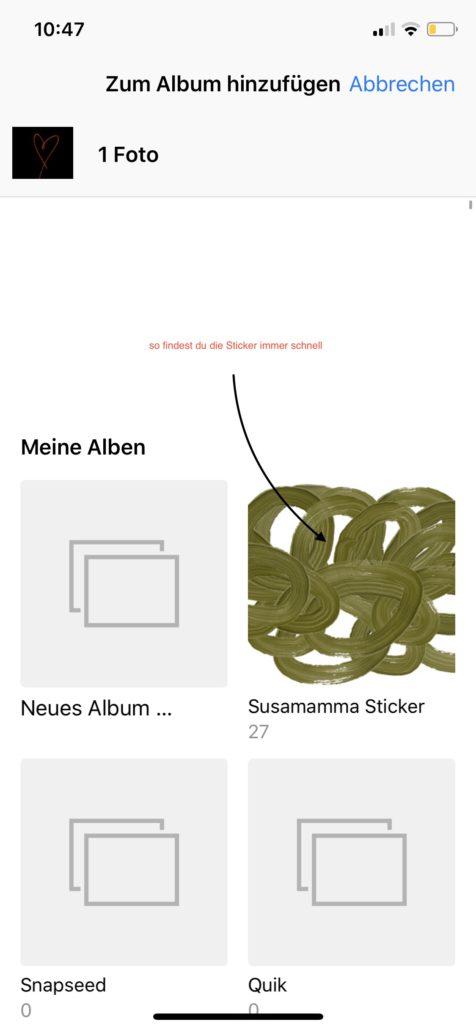 whatsapp eigene sticker erstellen